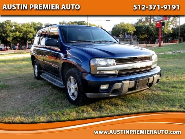 2003 Chevrolet Trailblazer LT RWD