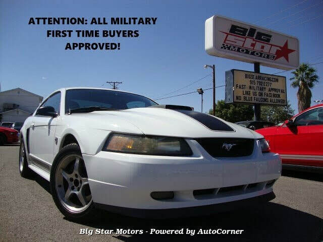 2004 Ford Mustang Mach 1 Coupe RWD