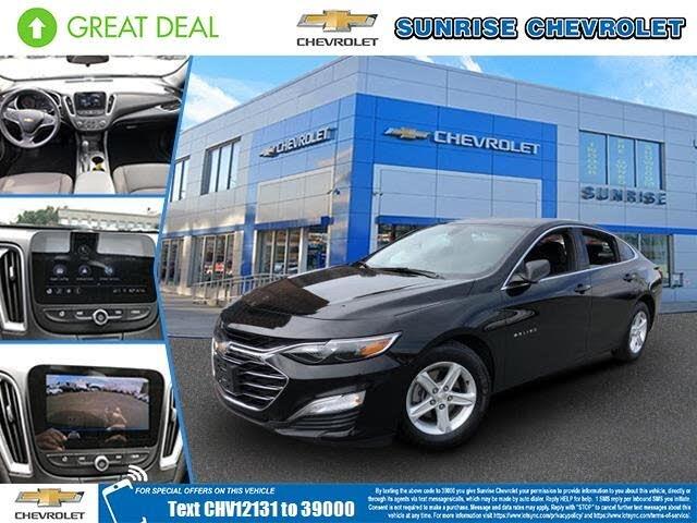 2019 Chevrolet Malibu LS Fleet FWD
