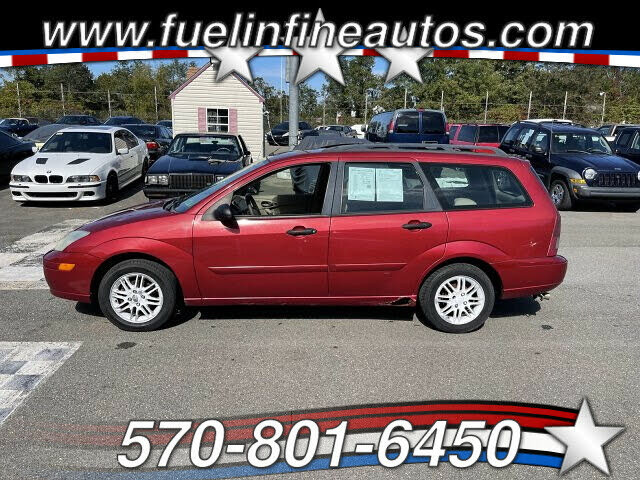 2002 Ford Focus SE Wagon