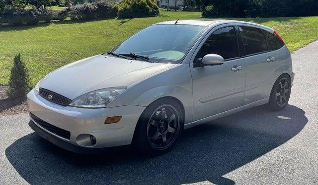 2004 Ford Focus SVT 4 Dr STD Hatchback