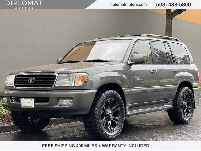 2001 Toyota Land Cruiser 4WD