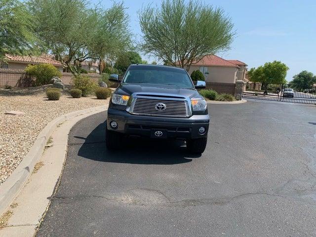 2013 Toyota Tundra Limited CrewMax 5.7L FFV 4WD