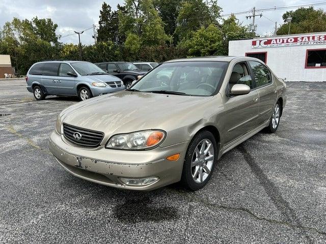 2002 INFINITI I35 Luxury FWD
