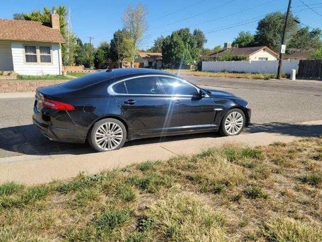 2012 Jaguar XF XF Portfolio RWD