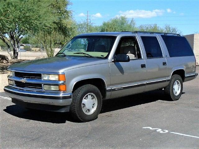 1999 Chevrolet Suburban C1500 RWD