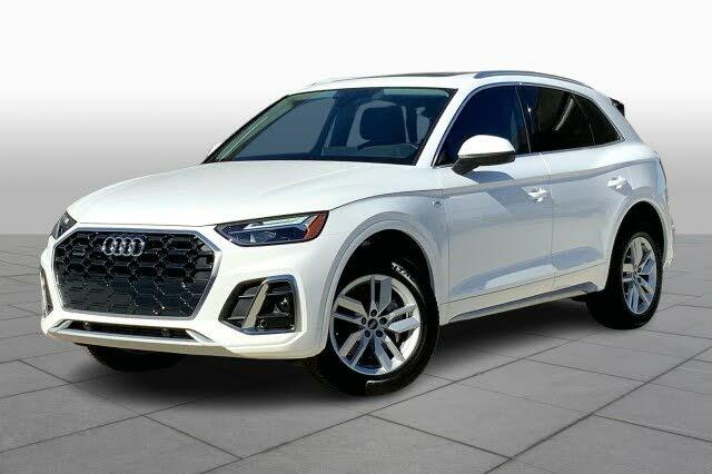 2022 Audi Q5 2.0T quattro Premium AWD