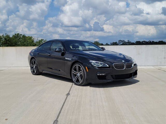 2018 BMW 6 Series 640i Gran Coupe RWD