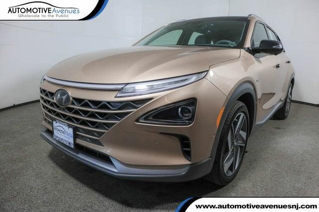 2019 Hyundai Nexo Limited FWD