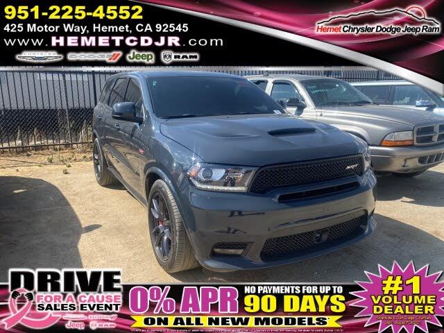 2018 Dodge Durango SRT AWD