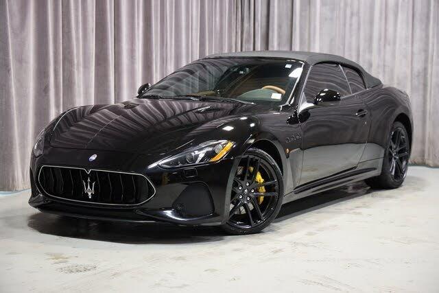 2018 Maserati GranTurismo MC Convertible