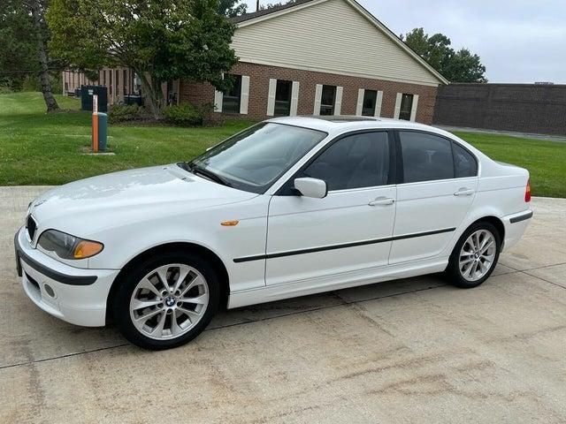 2005 BMW 3 Series 330xi Sedan AWD
