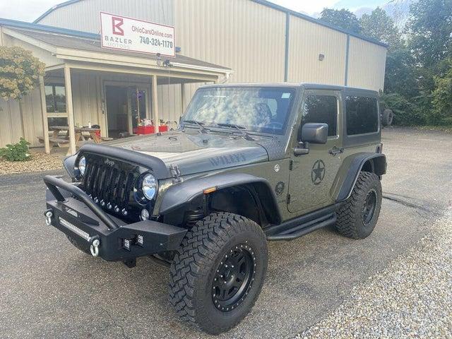2016 Jeep Wrangler Willys Wheeler W