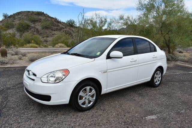 2011 Hyundai Accent GLS Sedan FWD