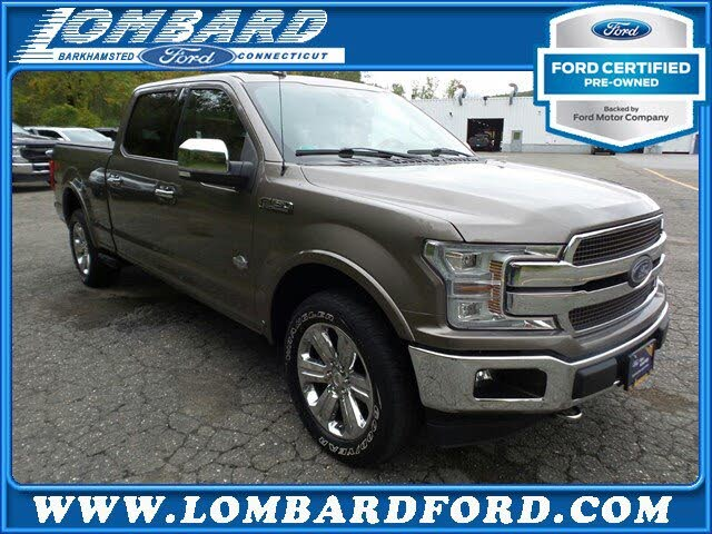 2019 Ford F-150 King Ranch SuperCrew LB 4WD