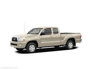 2007 Toyota Tacoma Access Cab V6 4WD