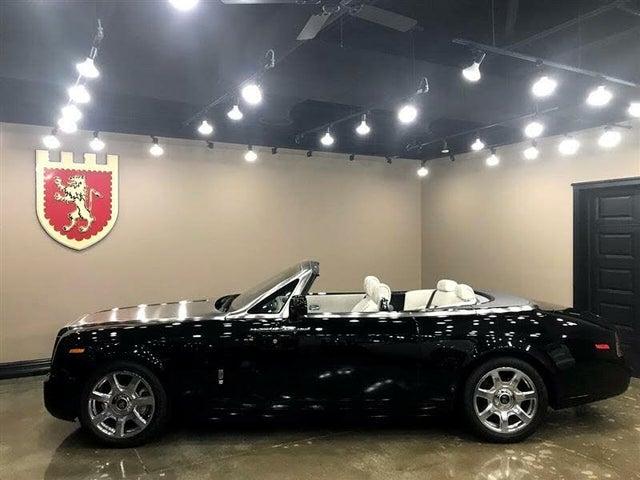 2010 Rolls-Royce Phantom Drophead Coupe Convertible