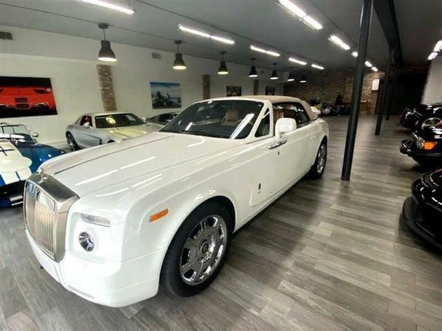 2012 Rolls-Royce Phantom Drophead Coupe Convertible