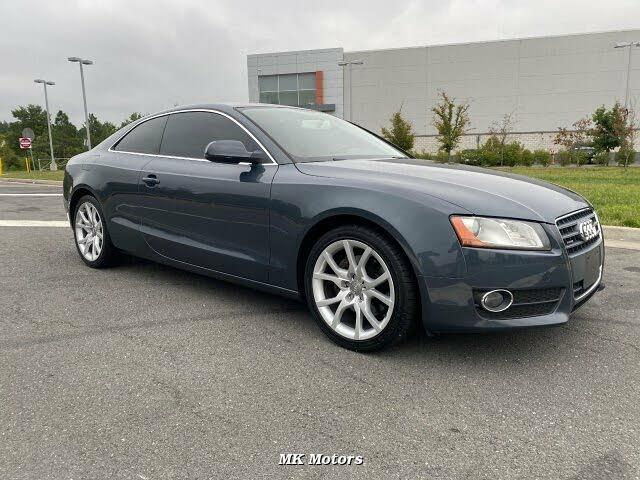 2010 Audi A5 2.0T quattro Premium Coupe AWD
