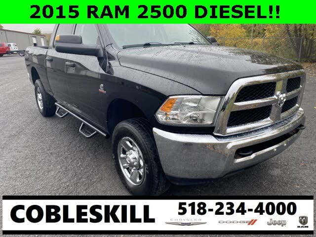2015 RAM 2500 Tradesman Crew Cab 4WD