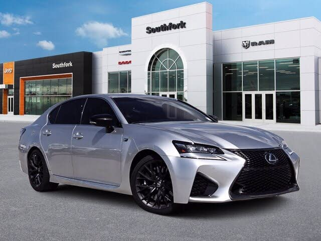 2020 Lexus GS F F RWD