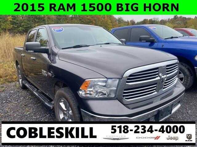 2015 RAM 1500 Big Horn Crew Cab 4WD