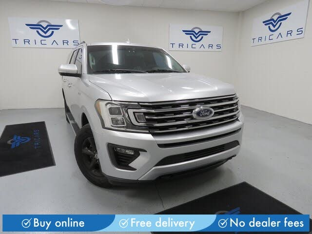 2018 Ford Expedition MAX XLT 4WD
