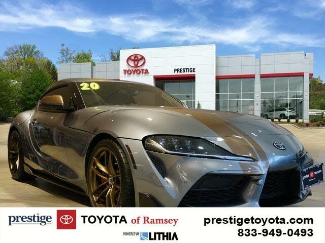 2020 Toyota Supra 3.0 Premium RWD