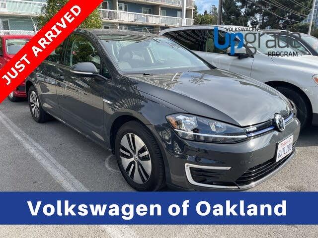 2019 Volkswagen e-Golf SE FWD