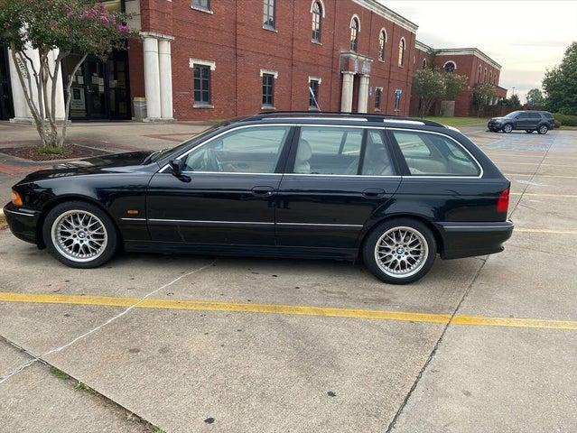 2000 BMW 5 Series 528i Wagon RWD