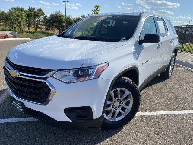 2018 Chevrolet Traverse LS Fleet AWD