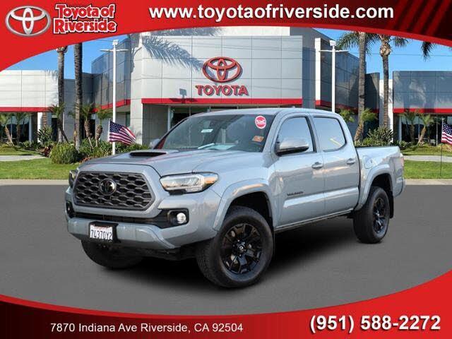 2020 Toyota Tacoma TRD Sport Double Cab RWD