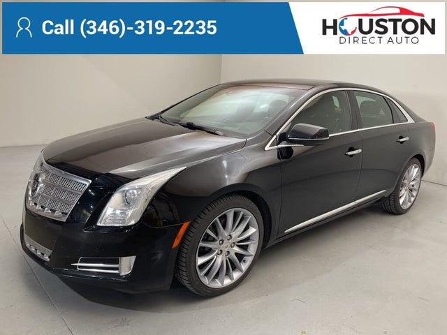 2015 Cadillac XTS Platinum AWD