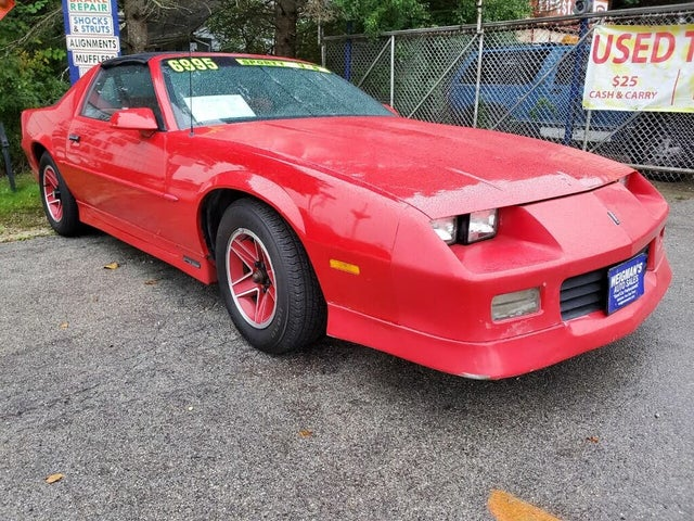 1989 Chevrolet Camaro RS Coupe RWD