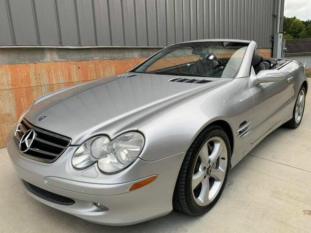 2004 Mercedes-Benz SL-Class SL 600 Turbo