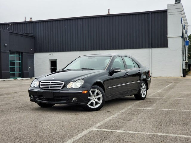 2007 Mercedes-Benz C-Class C 280 4MATIC Luxury AWD