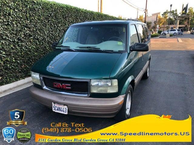 2003 GMC Safari 3 Dr STD Passenger Van Extended