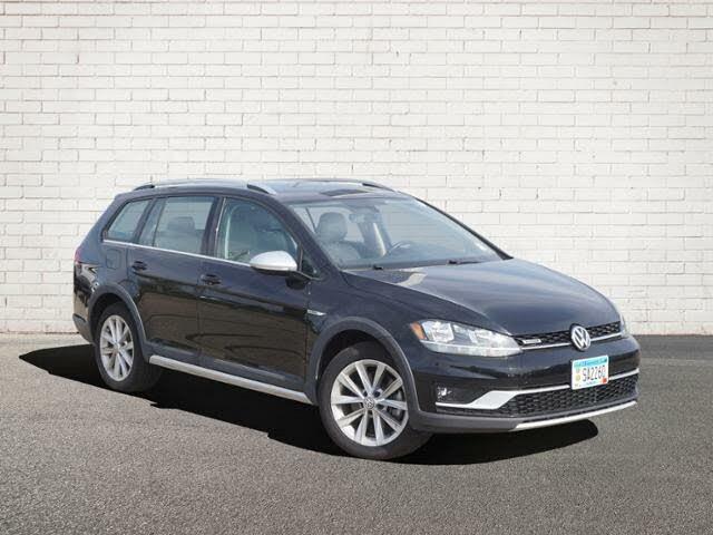 2019 Volkswagen Golf Alltrack S 4Motion AWD