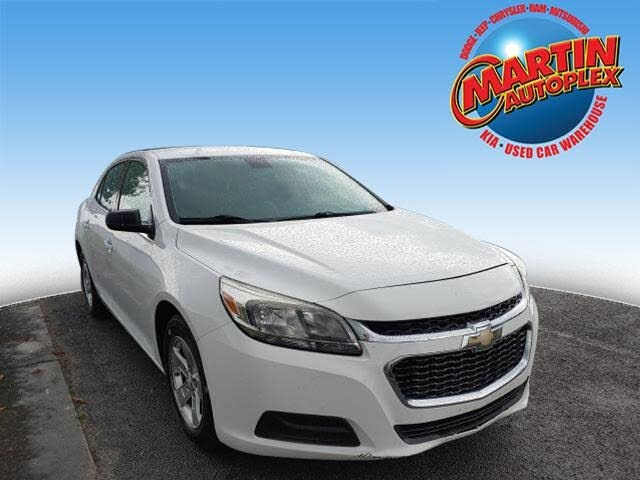 2015 Chevrolet Malibu LS FWD