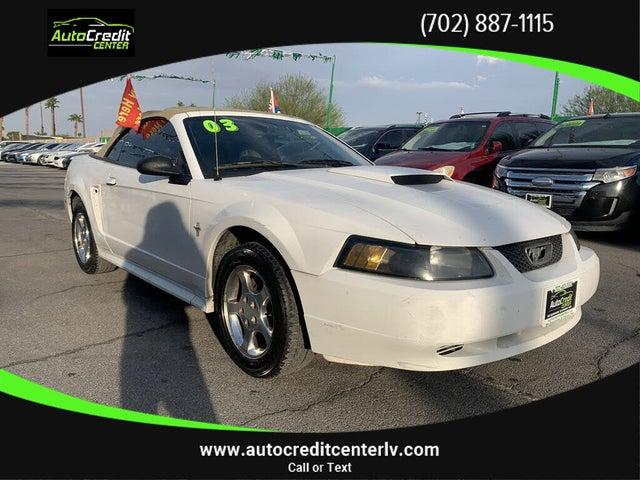 2003 Ford Mustang Premium Convertible RWD