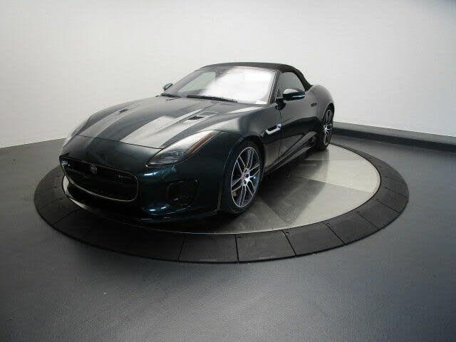 2018 Jaguar F-TYPE R-Dynamic Convertible AWD