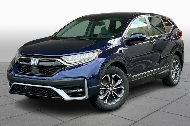 2022 Honda CR-V Hybrid EX-L AWD