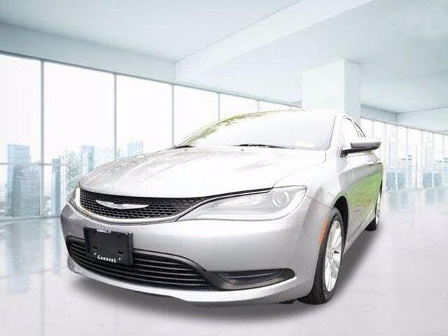 2016 Chrysler 200 Touring Sedan FWD