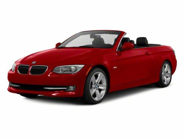 2013 BMW 3 Series 328i Convertible RWD