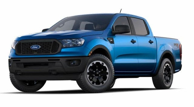 2021 Ford Ranger XL SuperCrew 4WD
