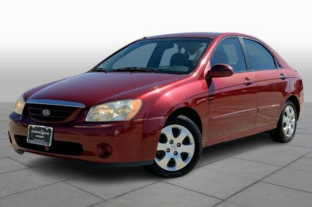 2006 Kia Spectra EX