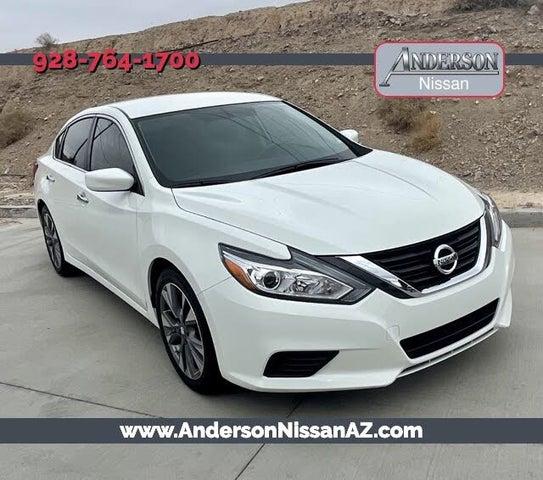 2017 Nissan Altima 2017.5 2.5 S