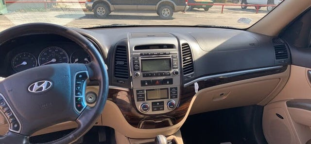 2011 Hyundai Santa Fe 2.4L Limited FWD