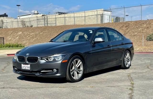 2012 BMW 3 Series 335i Coupe RWD