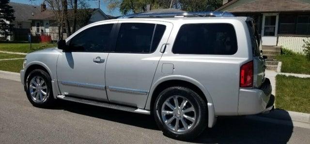2008 INFINITI QX56 4WD